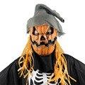 Halloween Party Funny Mask Pumpkin Scarecrow Terror Toys SEP 21
