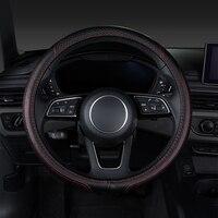 Car steering wheel cover,auto accessories for mazda cx 5 2018 cx7 mazda 2 3 axela 2007 2008 2010 2014 2015 2016 2017