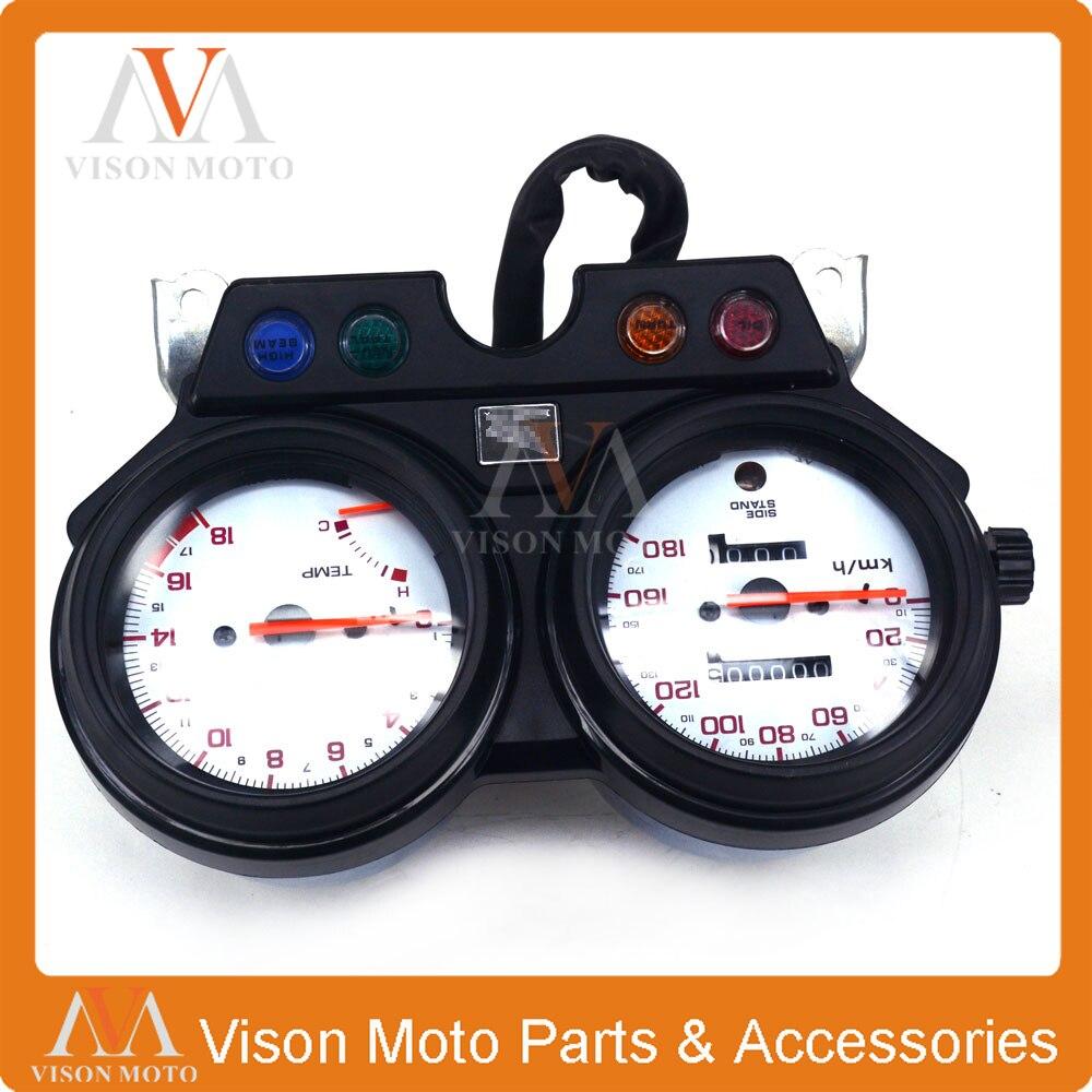 Мотоцикл спидометр часы инструмент манометры одометр тахометр для Honda CB250F HORNET250 1998 1999