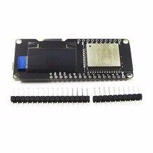 ESP-WROOM-32 0.96″ ESP32 OLED WIFI-BT Dual-mode 2.4GHz For Wemos D1 AP STA