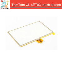 New Touch Screen Digitizer Glass Sensors For TomTom XL 4ET03 GPS Navigation