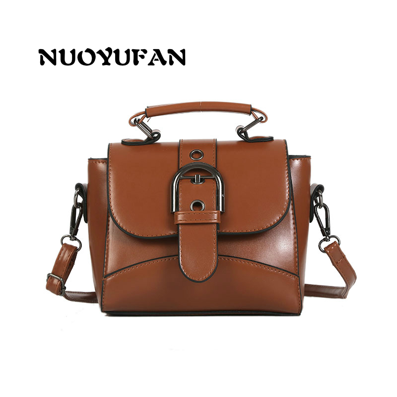 NUOYUFAN women bag 2018 South Korea's super-fire on the new fashion girl small satchel wild retro handbag casual shoulder bag 3