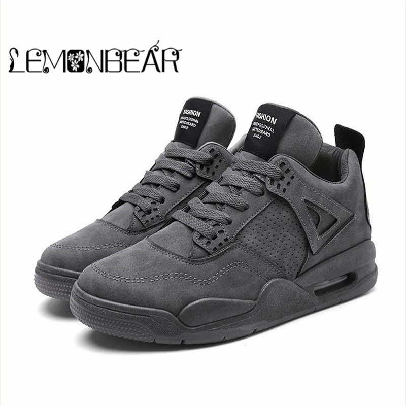 2018 Spring Autumn Quality Genuine Leather Casual Sneakers Men Shoes Male Walking Brand Comfortable Non Slip Footwear Old shoes vesonal 2017 brand casual male shoes adult men crocodile grain genuine leather spring autumn fashion luxury quality footwear man
