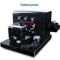 260 Вт планшетный принтер плоская пластина универсальный принтер для мобильного телефона оболочки магазин, фабрика, рекламная компания печа