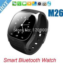 Smartch M26 Smart Watch Bluetooth Smart Watch M26 with LED Display / Dial / Alarm / Pedome