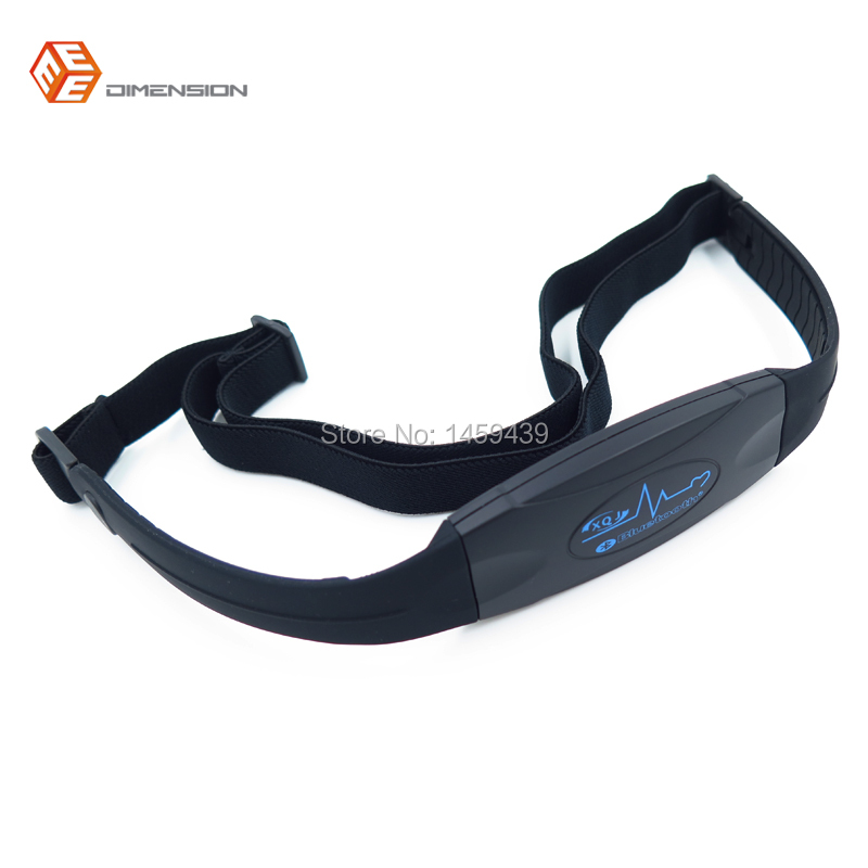 New Arrival Wireless Bluetooth 4.0 Heart Rate Monitor Sport Chest Strap for iPho