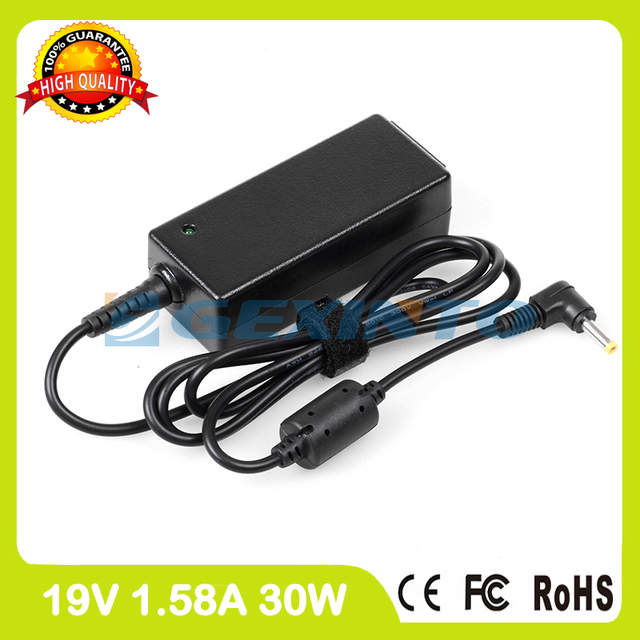 19V 1.58A PA3922E 1AC3 laptop ac power adapter charger for Toshiba