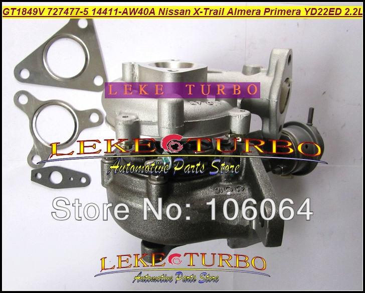Turbo GT1849V 727477-5006S 727477-5007S 727477 Ölgekühlter - Autoteile - Foto 6