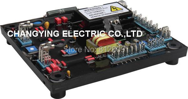 soft rubber generator AVR MX341 for permanent magnet generator free shipping