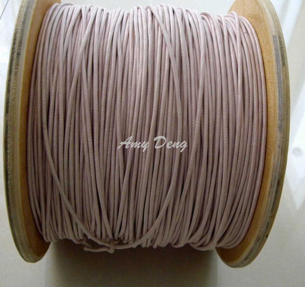 20meters/lot  0.1x350 Shares Its Antenna Liz Line Mul Strand Polyester Wire Copper Wire Is Sold By The Metre