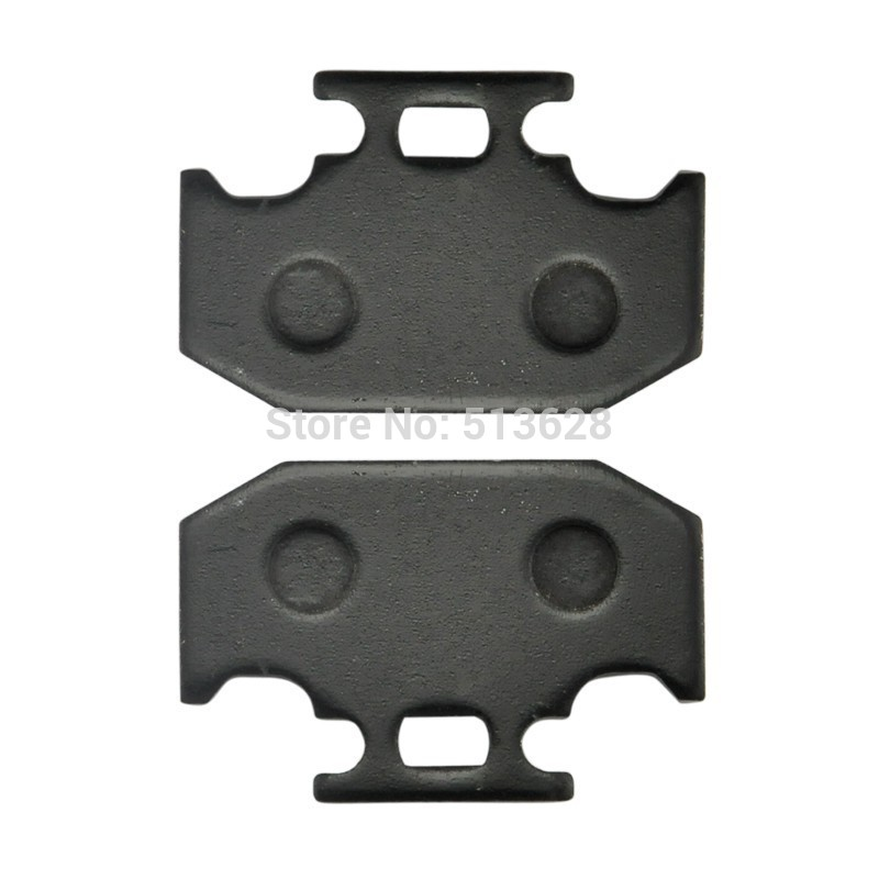 LOPOR Motorcycle Rear Brake Pads For Suzuki TS125 TS200 RM125 RM250 DR250 DR350 <font><b>DR650</b></font> RMX250 XT250 Motor Bike <font><b>parts</b></font> image
