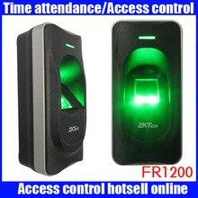 ZK FR1200 security device high waterproof machine Biometric
