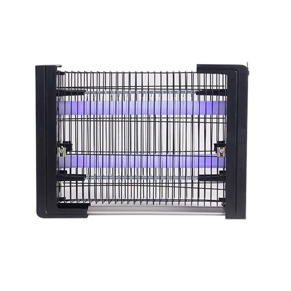 Pratico LED Shock Elettrico Mosquito Killer Lampada Mosquitos Luce Trappola Zapper Repellente Luce Indoor Anti Zanzara