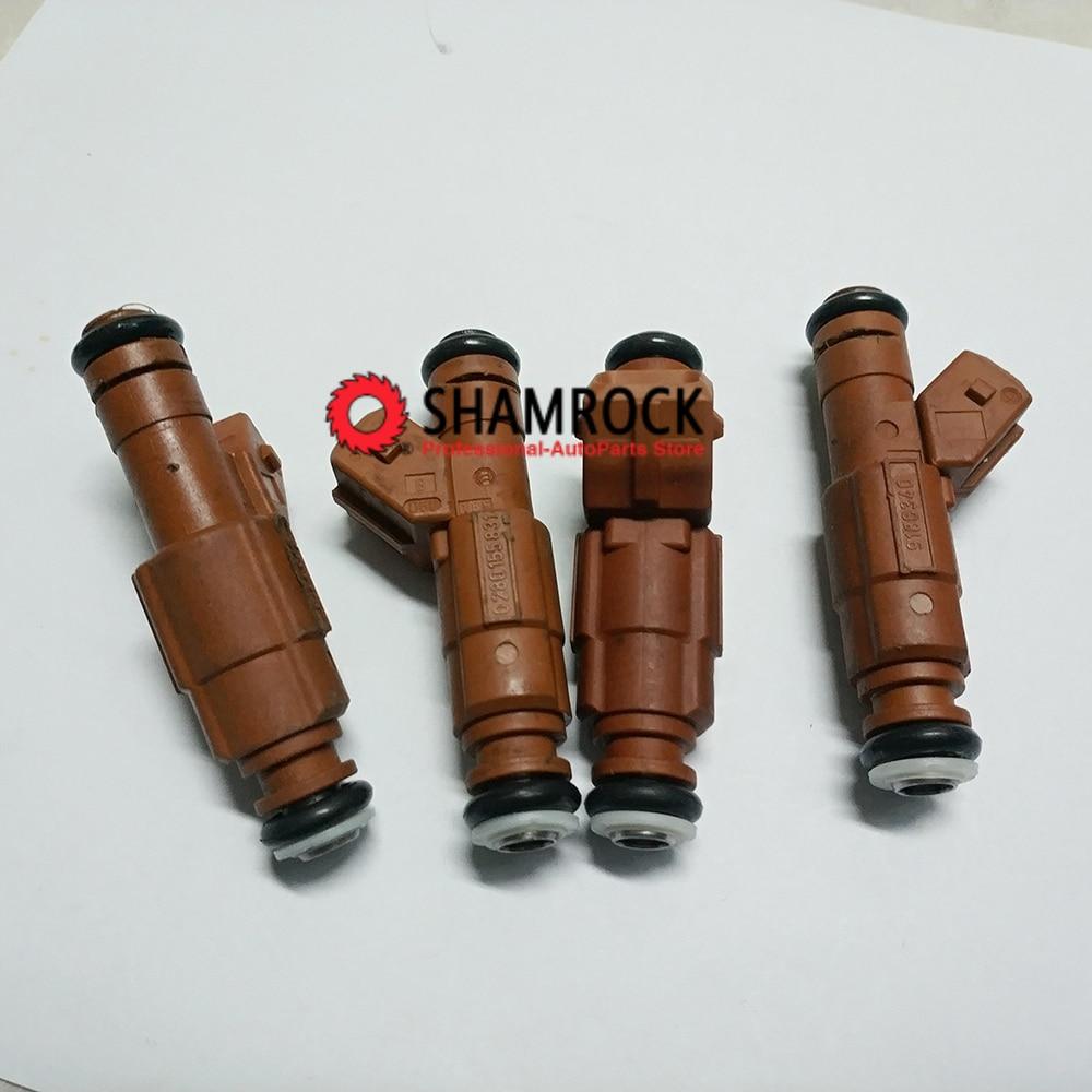Original Fuel Injectors nozzle OEM 0280155831 9186340 85212167 fits for 1998 2009 Vvolvo S60 C70 S70