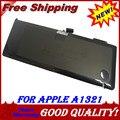 """JIGU Negro batería Del Ordenador Portátil Para Apple A1321 MacBook Pro 15 """"MC026 MC118 A1286 MB985 MB986 MC371 MC372 MC373 10.95 V 73WH"""