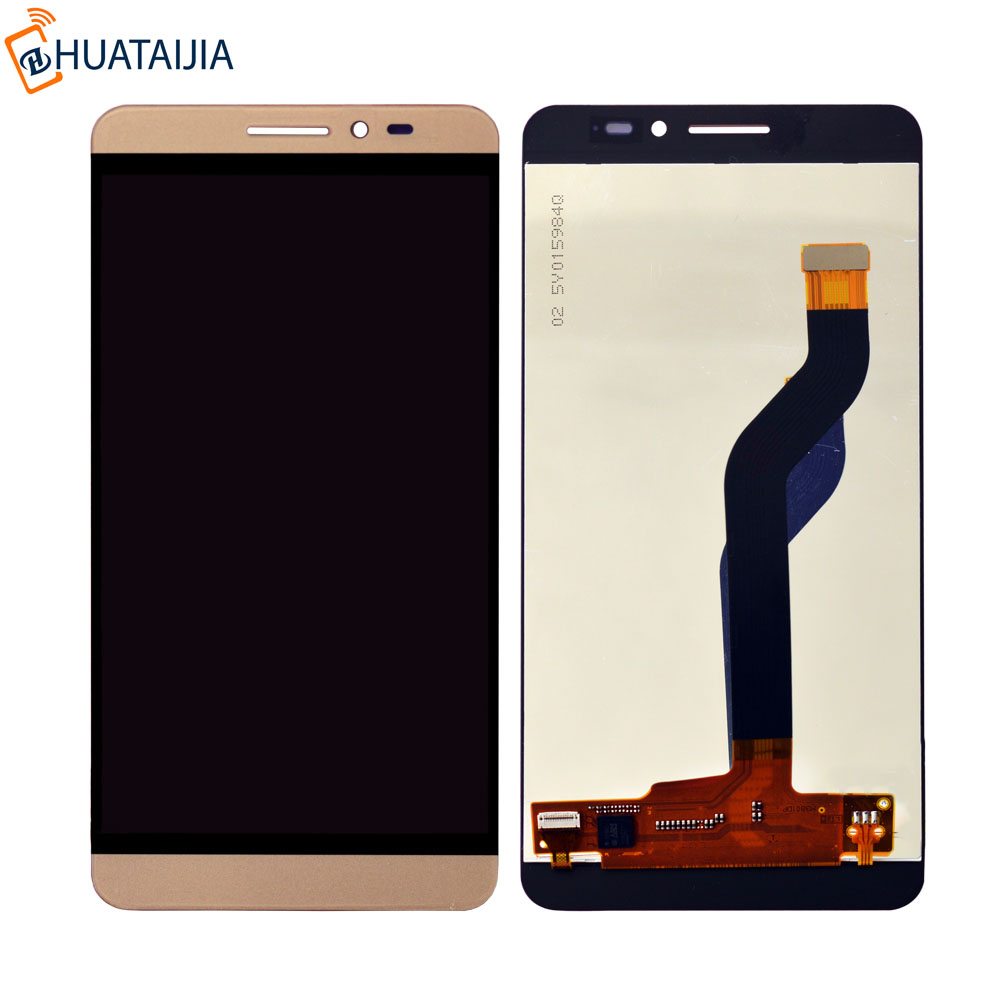 Con pantalla lcd de Marco con montaje de pantalla táctil para coolpad Tiptop MAX A8 matrix para coolpad A8-531 A8-930 A8-831 a8-931