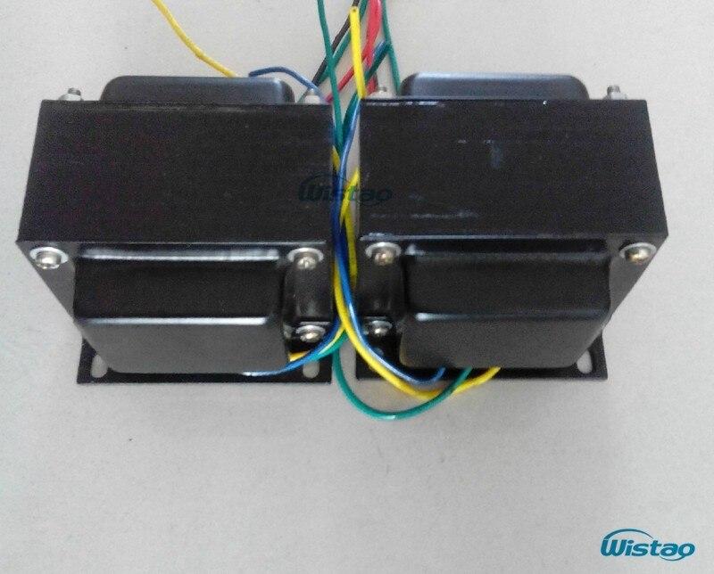 IWISTAO 15 W Ampli Sortie Transformateur Kit Inventaire pour KT88 300B Tube Amplificateur Dont 2 pièces Transformateurs de Sortie Audio HIFI