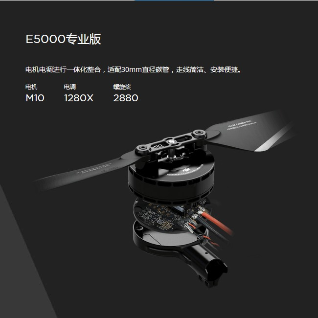 Original DJI E5000 Pro Tuned Propulsion System  for industrial applications/aerial imageryNewly Discount Hot CW/CCW-in Parts & Accessories from Toys & Hobbies