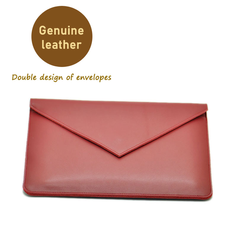 Envelope Laptop Bag super slim sleeve pouch cover,Genuine leather laptop sleeve case for Samsung Notebook 9 Pro(Samsung 900X3T) arrival selling ultra thin super slim sleeve pouch cover genuine leather laptop sleeve case for macbook pro 13 15 2016 2017