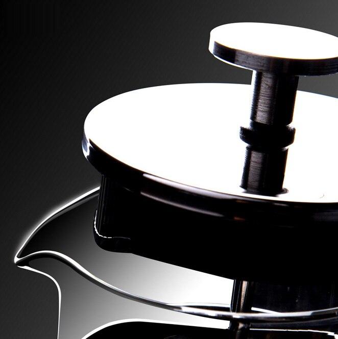 French Press, X-Chef Cafetera de vidrio resistente al calor Prensa de - Cocina, comedor y bar - foto 2