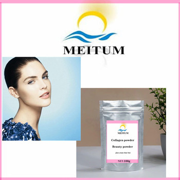 100g-1000g Pure Collagen powder,Collagen protein extract,suitable for hair, skin, anti-aging,beauty products with free shipping фото