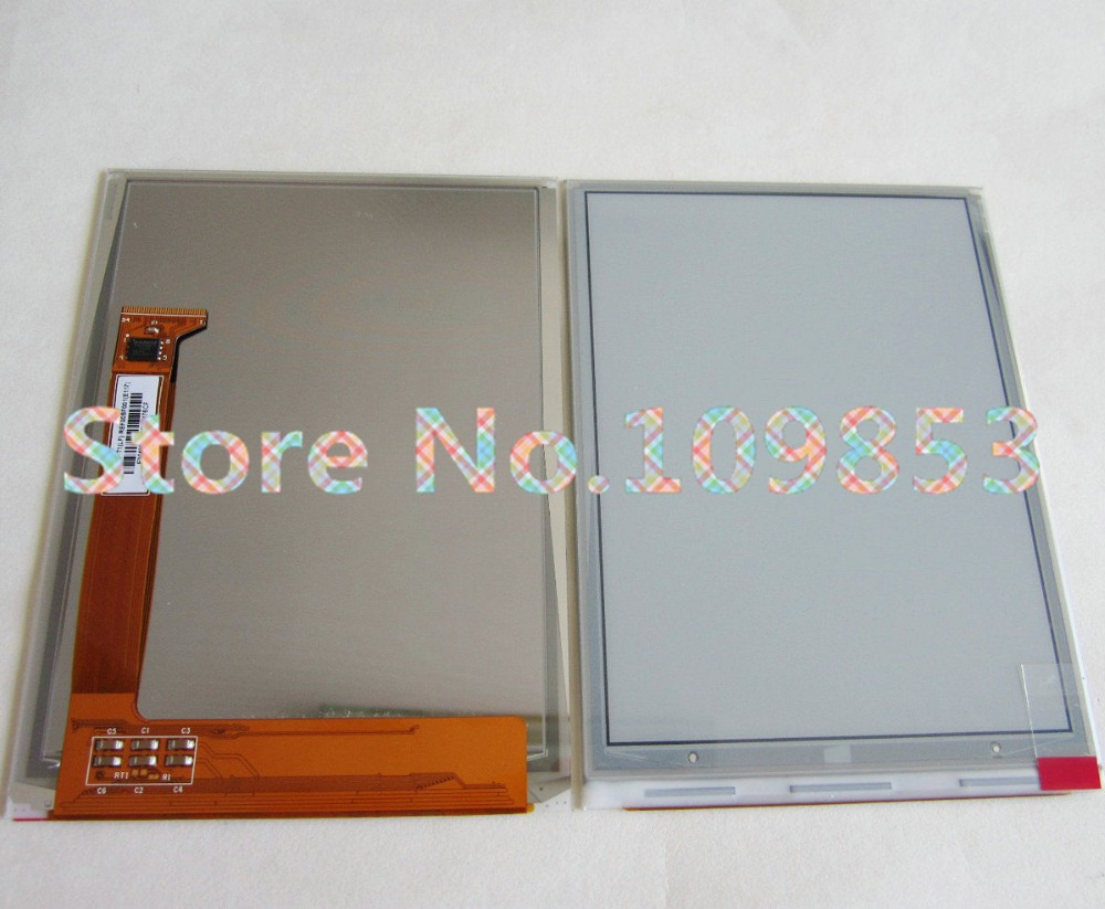 ФОТО Original New ED060SCN(LF) Display Panel For Amazon Kindle 5 ebook Reader Screen Replacement Pack of 5