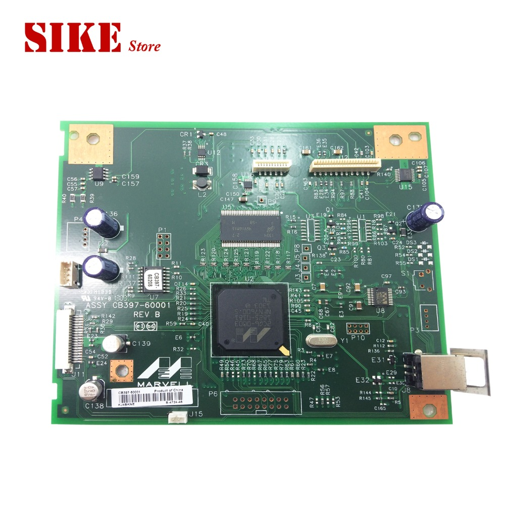 CB397-60001 Logic Main Board Use For HP M1005 1005 MFP Formatter Board Mainboard logic main board use for samsung scx 4650 scx 4650n scx 4650 4650n scx4650 formatter board mainboard