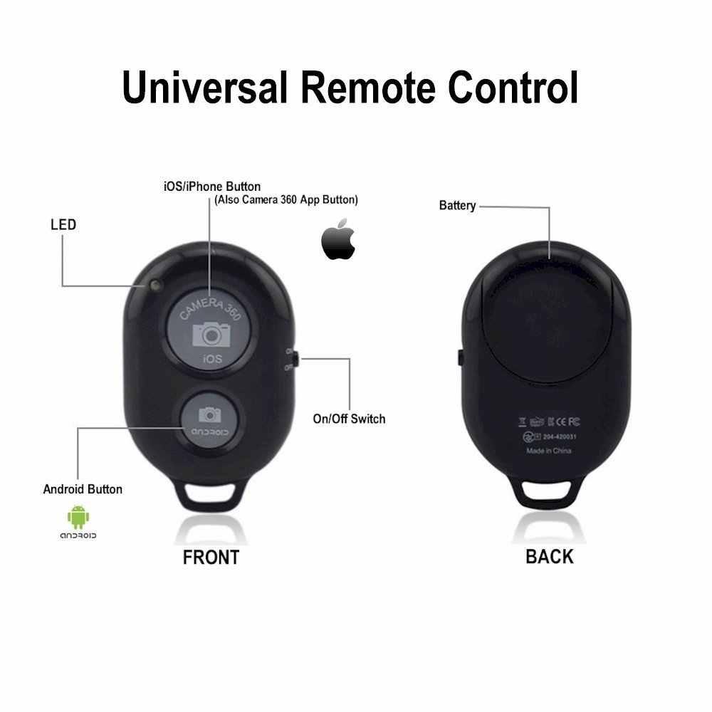 新しいリモートシャッターワイヤレス Selfie ボタン 2019 sony-DSC QX10 QX100 QX30 RX1R RX1R II S2000 S2100 t110 T99 TF1