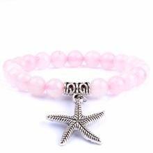Женские браслеты шармы starfish браслет ручной работы из натурального