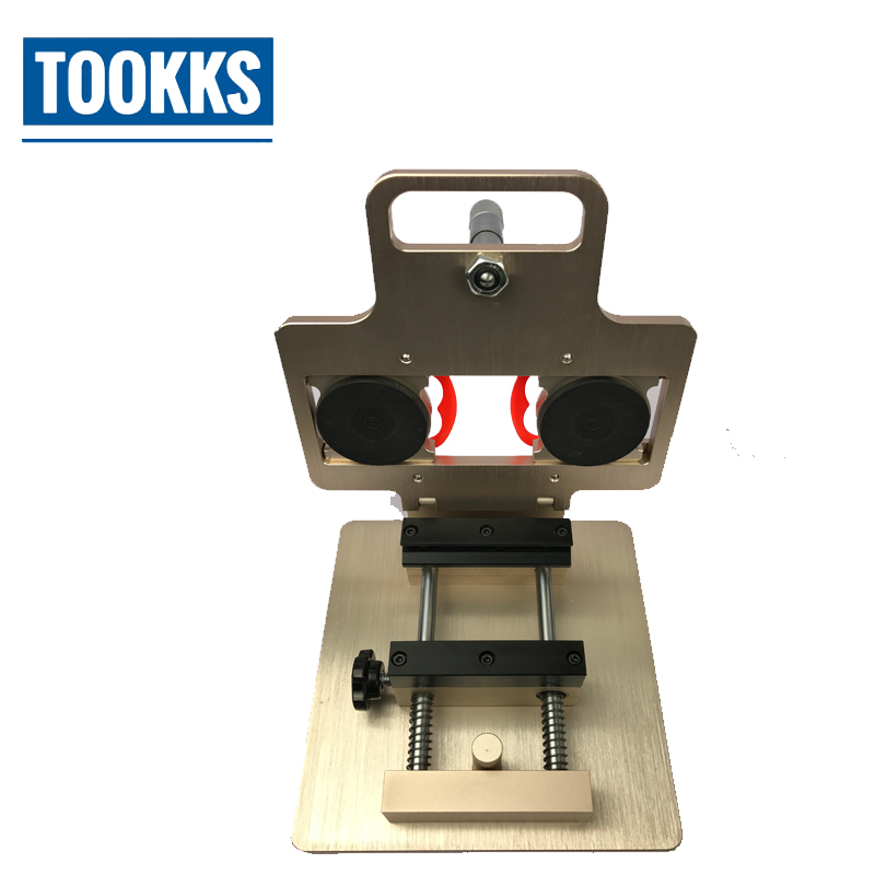TBK 928 LCD Dismantle Machine Samsung A frame Separator precisely Adjust By Micrometer