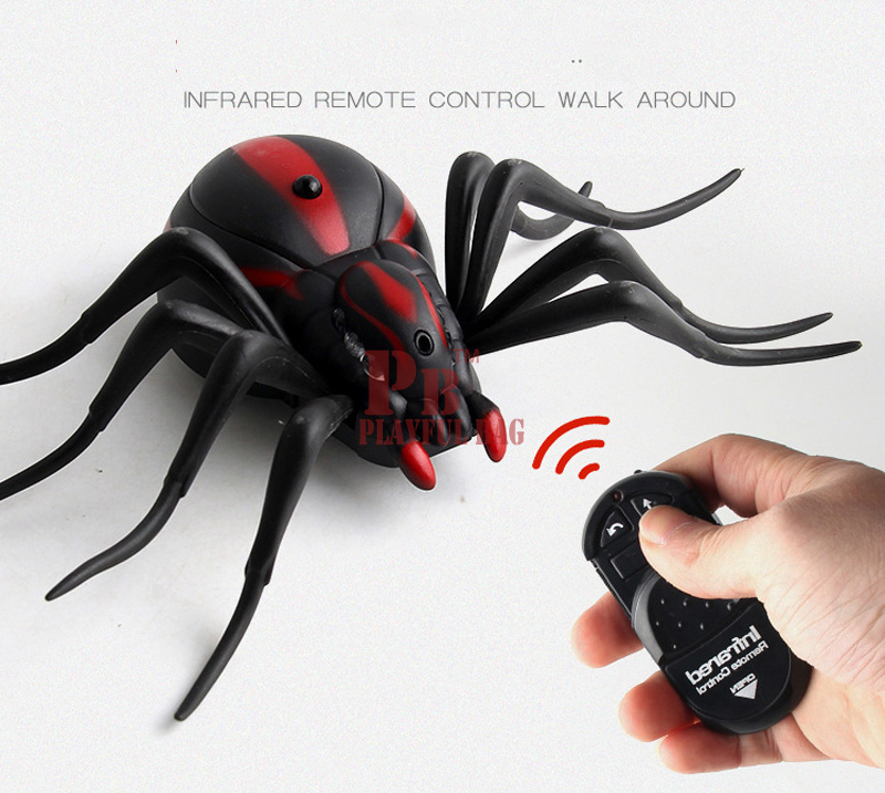 Electronic Halloween Decorations: Pb Playful Bag Funny Simulation Infrared RC Remote Control