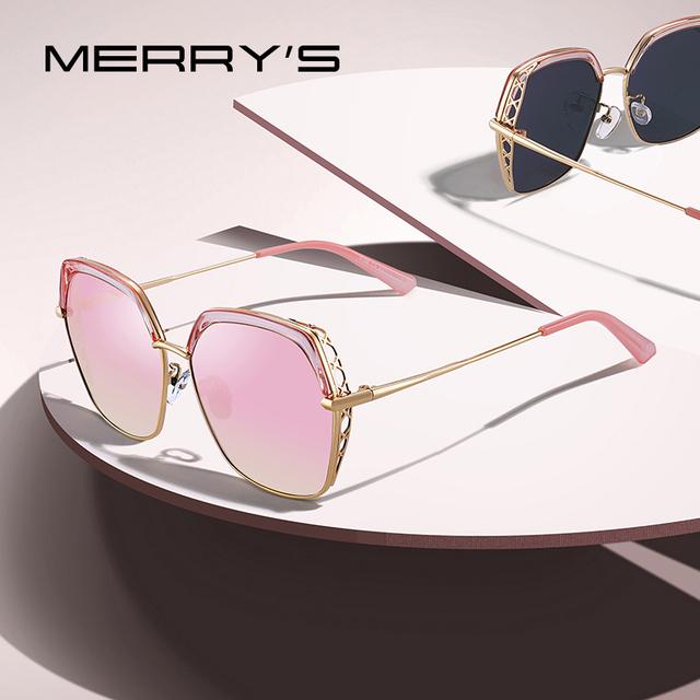 Gafas de sol cuadradas UV400