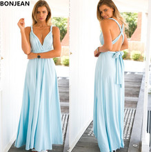 Free shipping woman 2017 new European summer wear method of multi rope cross dress dress Sexy Halter