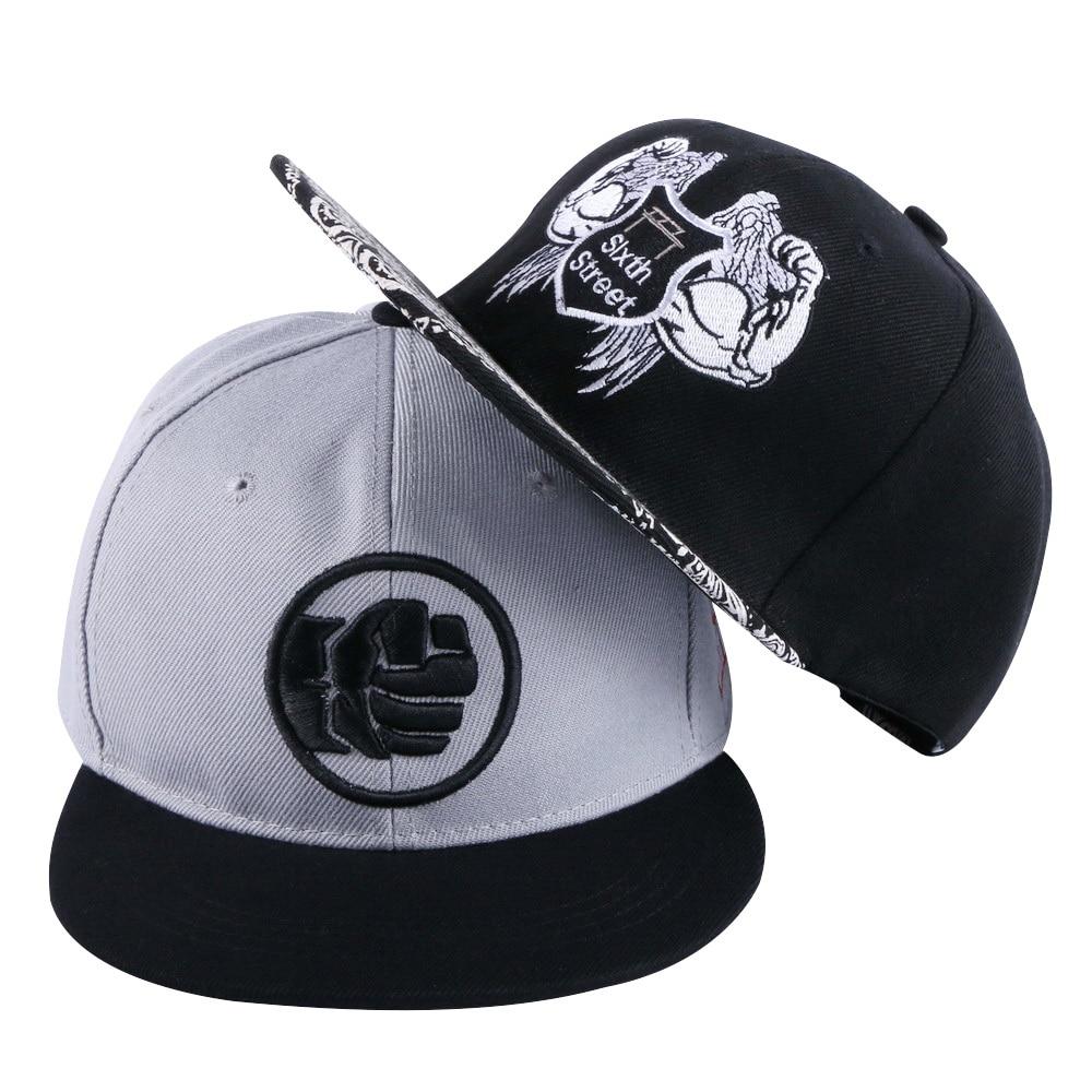 Baseball-Cap Snapback Embroidery Muscle-Bodybuilding-Style Custom Sports Girl Women Brand