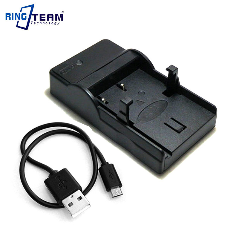 MH-23 Equivalent USB <font><b>Charger</b></font> for EN-EL9 EN-EL9a EN-EL9e <font><b>Battery</b></font> for <font><b>Nikon</b></font> DSLR Cameras D40 D40X D60 <font><b>D3000</b></font> D5000 ... image