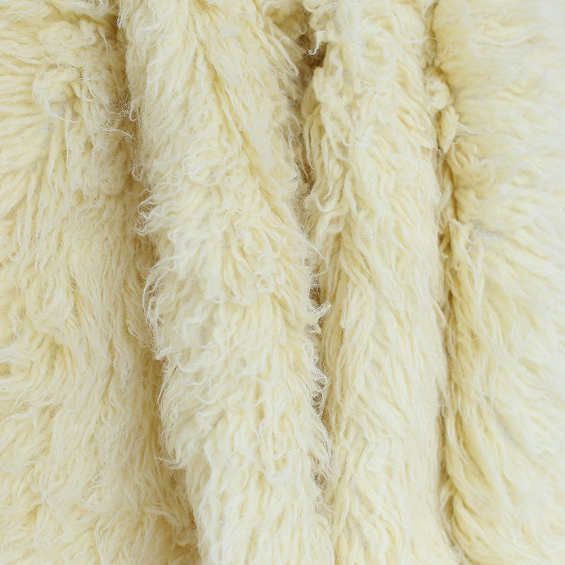 Newborn Flokati Faux Fur Baby Flokati Rug Blanket Backdrop