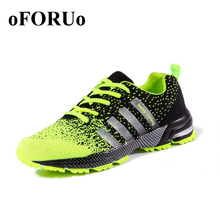 New Tide Men's Mesh Breathable Running Shoes Flat Shoes Men sneakers Lace Up Comfortable Shoes Women Lovers Sport Shoes 108