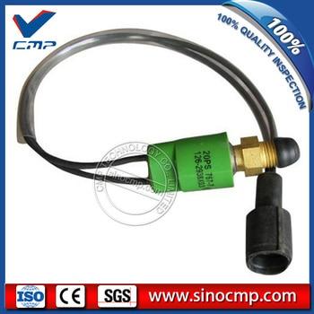 E320C 320C Pressure  Switch 126-2938 for  3054 Excavator, Big Circle Plug, 3 month warranty