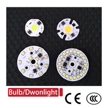 DIY LED Bulb Lamp SMD 15W 12W 9W 7W 5W 3W Light Chip AC230V 220V Input Smart IC LED Bean For Bulb Light Downlight(China)