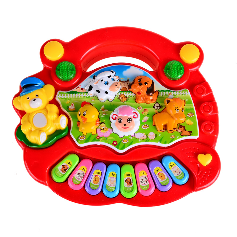 BOHS-Baby-Kids-Electrical-Farm-Animal-Sound-Keyboard-Piano-Music-Toy-1