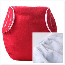 Reusable Washable Cotton cloth diaper Baby Nappies diaper Infants Nappies Liners A-8562(China)