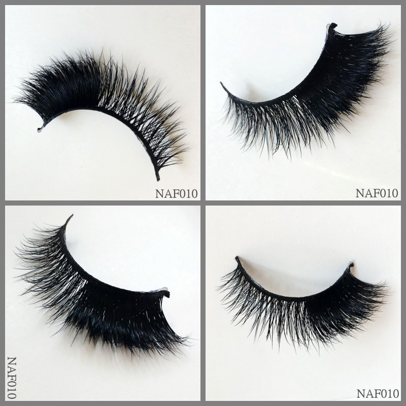 Reasonable Natural False Eyelash Individual Eyelashes Extensions 3d Mink Lashes Ups Free Shipping 300 Pairs Quality Chinese Products Vendor Wide Varieties Beauty & Health