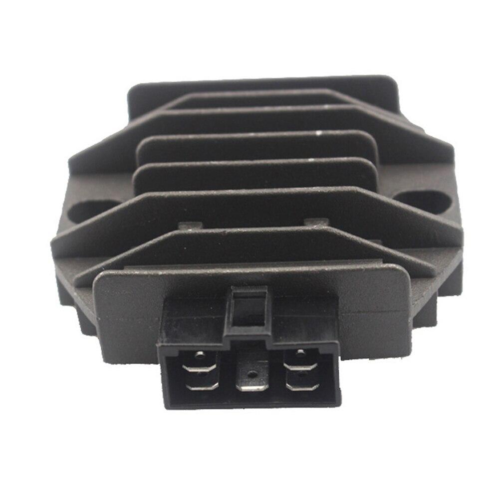 Regulator Rectifier Male Plug Connector For Yamaha YP XJ YZF Aprilia Piaggio U.S
