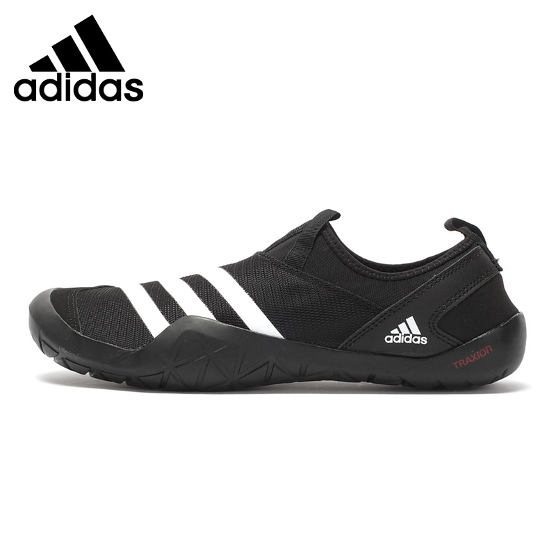 Original New Arrival  Adidas Climacool JAWPAW SLIP ON Unisex Aqua Shoes Outdoor Sports Sneakers Сникеры