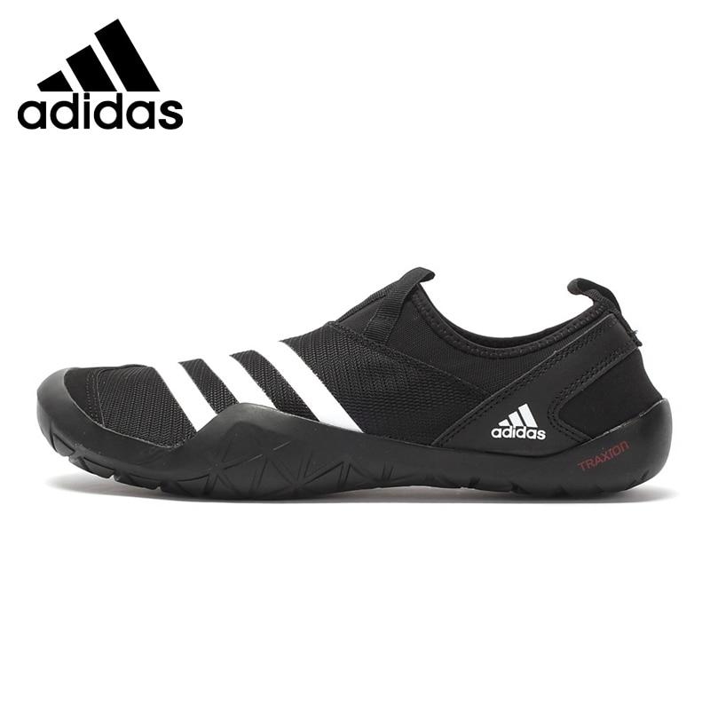 Nouveauté originale Adidas Climacool JAWPAW sans lacet unisexe Aqua chaussures sport de plein air baskets