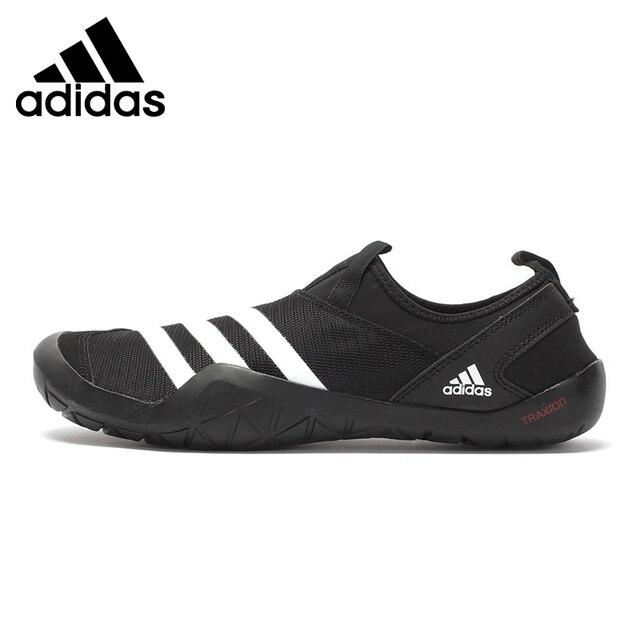 f1d7c100be0 Nova Chegada Original Adidas Climacool JAWPAW DESLIZAMENTO Unisex Do Aqua  Sapatos Ao Ar Livre Tênis Esportivos