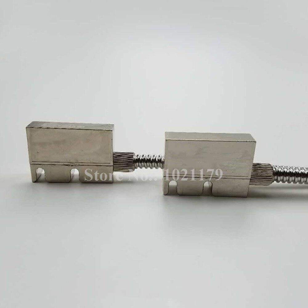 Mlling Máquina DRO Leitura Digital Grade Magnética 5VDC 0.005mm Escala Linear Magnético/Régua/Sensor/Codificador Deslocamento