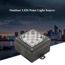 лучшая цена LED Outdoor Light Point Light Source Bridge DMX512 Full Color 5WLED Park Lightingt Hotel Lighting Landscape Decor Christmas Lamp