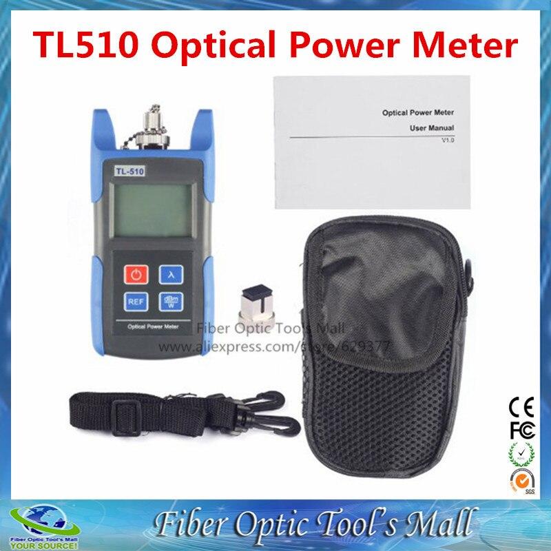 bilder für Freies Verschiffen-70 bis + 10dBm oder-50 ~ + 26dBm TL510 TL510A Oder TL510C Fiber Optical Power Meter mit FC SC ST Stecker
