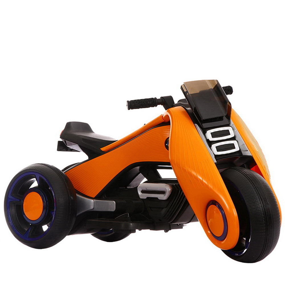 Free shipping Children Motor-driven Motorcycle Child Tricycle Toys Automobile Baby Can Sit People Super BDQ-6188-2